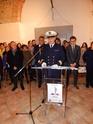 (N°88)Photos de la cérémonie de remise du fanion de la Préparation Militaire Marine a eu lieu le Samedi 02 décembre 2017 à la Caserne Gallieni de Perpignan .(Photos de Raphaël ALVAREZ) 7411