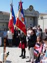 Honneur à tous les Porte-Drapeaux de toute la FRANCE . Dscn4411