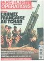 Combats et Opérations , l'Armée Français au Tchad (1940-2011). Tchad_10