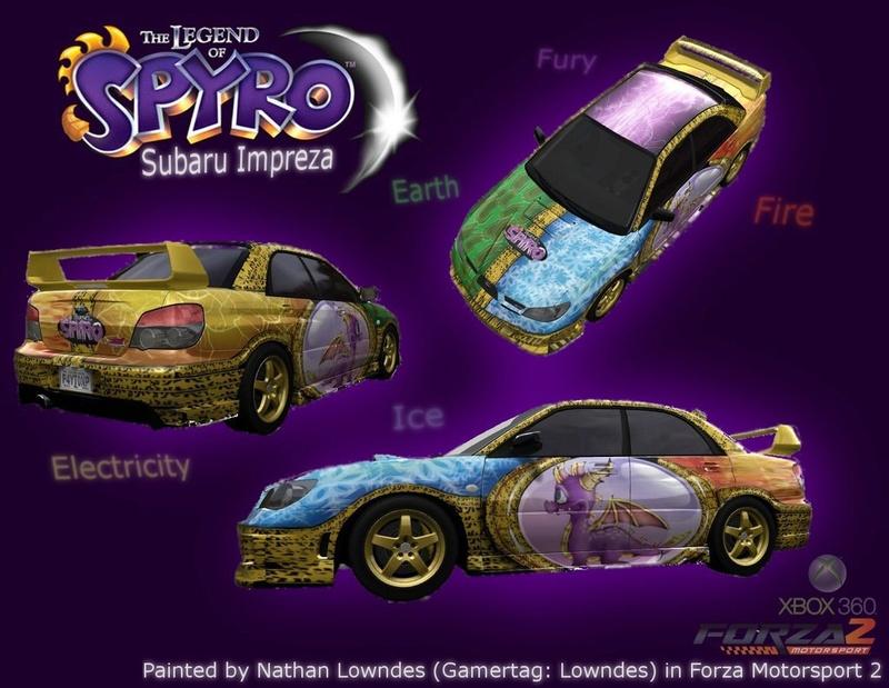 Quelle est la voiture de vos reves? _spyro10