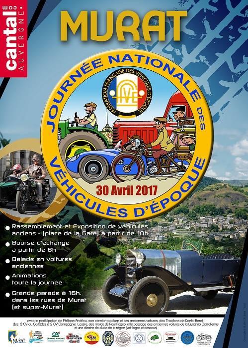 1ère JOURNÉE NATIONALE des VÉHICULES D'ÉPOQUE 18011111