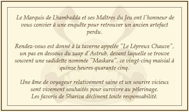 [Event] Le Marquis reçoit la Main du Valet Noir ! Intron10