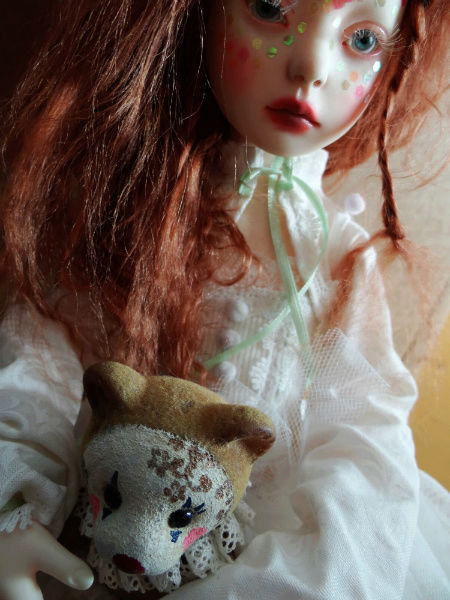 [#] Mercury : Napalm Dolls Hush Louisa12