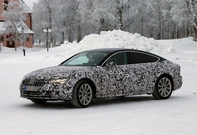 2014 - [Audi] A7 & S7 Sportback Restylée - Page 2 Audi-a11
