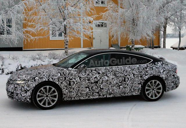 2014 - [Audi] A7 & S7 Sportback Restylée - Page 2 Audi-a12