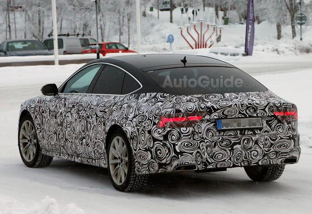 2014 - [Audi] A7 & S7 Sportback Restylée - Page 2 Audi-a13