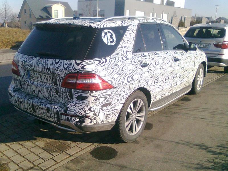 2015 - [Mercedes] GLE [W166] Merced11