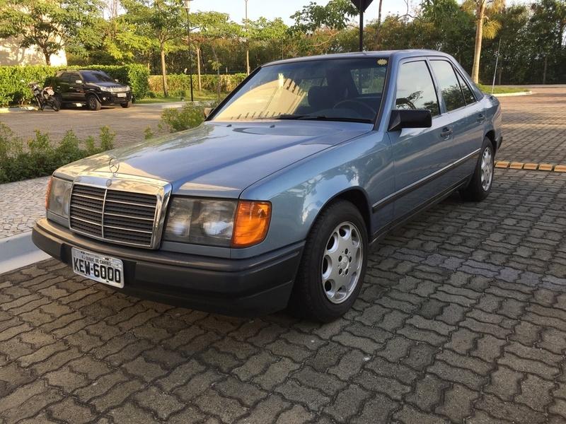 (VENDO): Mercedes-Benz W124 200E 1990 - R$27.000,00 Img_4611