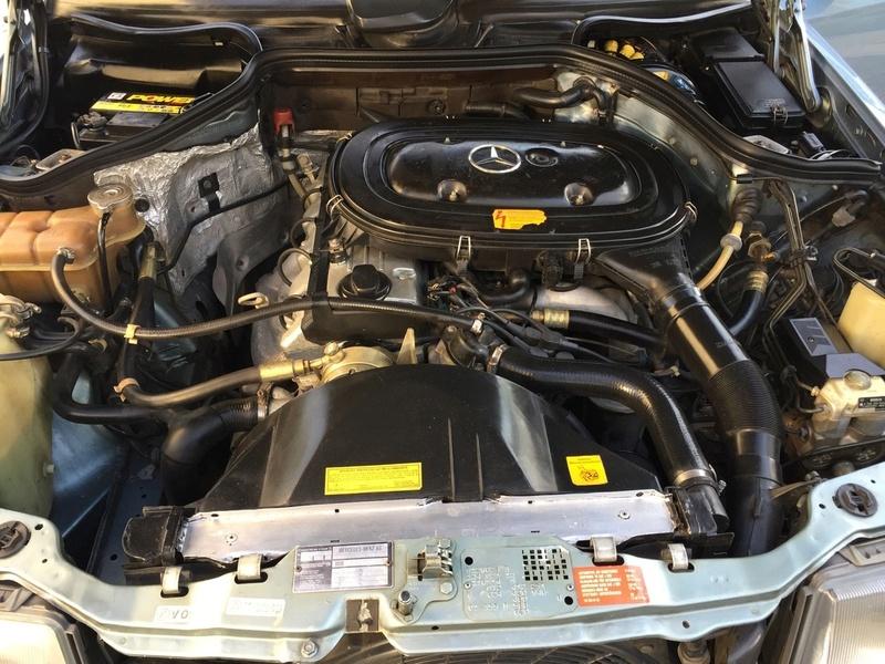 (VENDO): Mercedes-Benz W124 200E 1990 - R$27.000,00 Img_4612