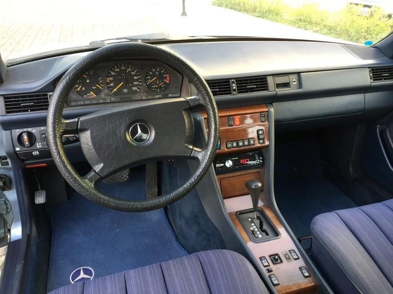 (VENDO): Mercedes-Benz W124 200E 1990 - R$27.000,00 Img_4613