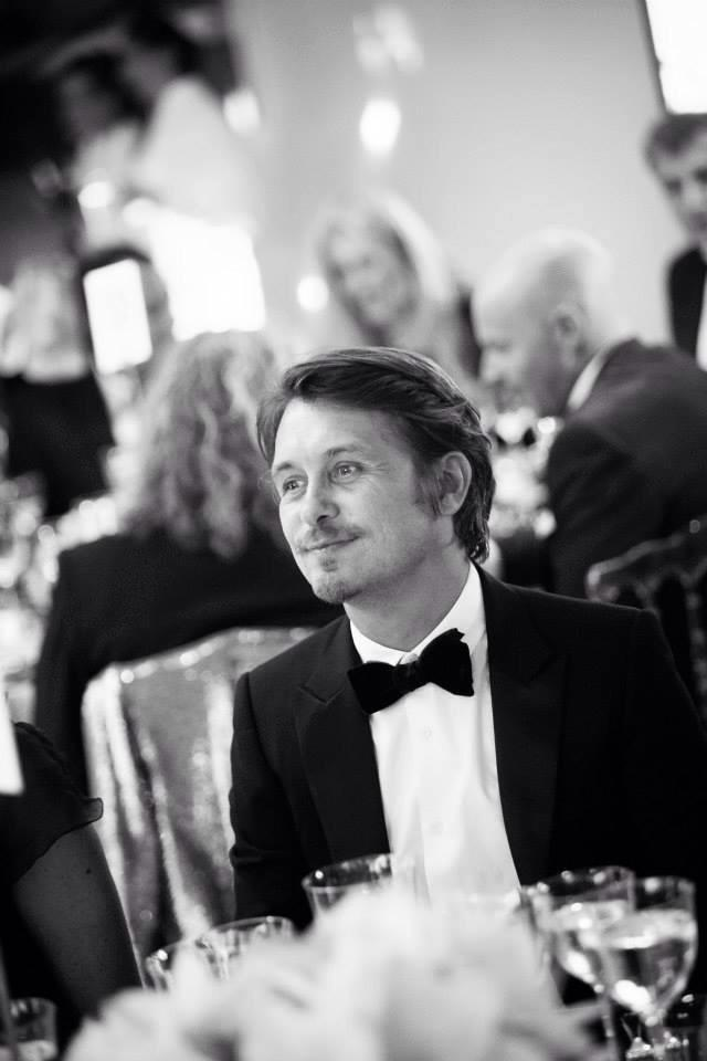 Mark at the Borne Wonderland Dinner  14565410