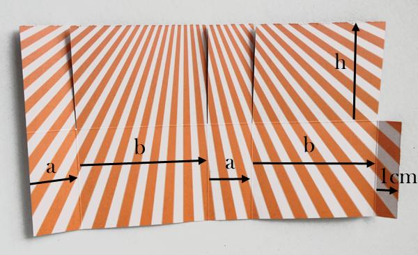 TUTO - faire un présentoir pour ranger ses papiers/étiquettes Boite110