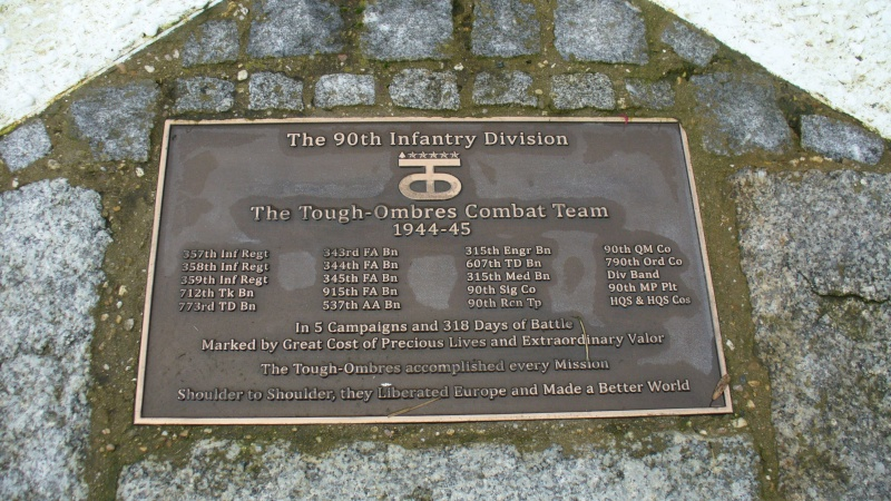 Monument WW2 - Borne de la liberté à Berle ( Lux ) P1130844