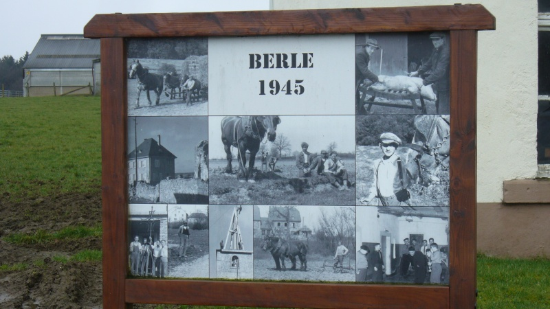 Monument WW2 - Borne de la liberté à Berle ( Lux ) P1130845