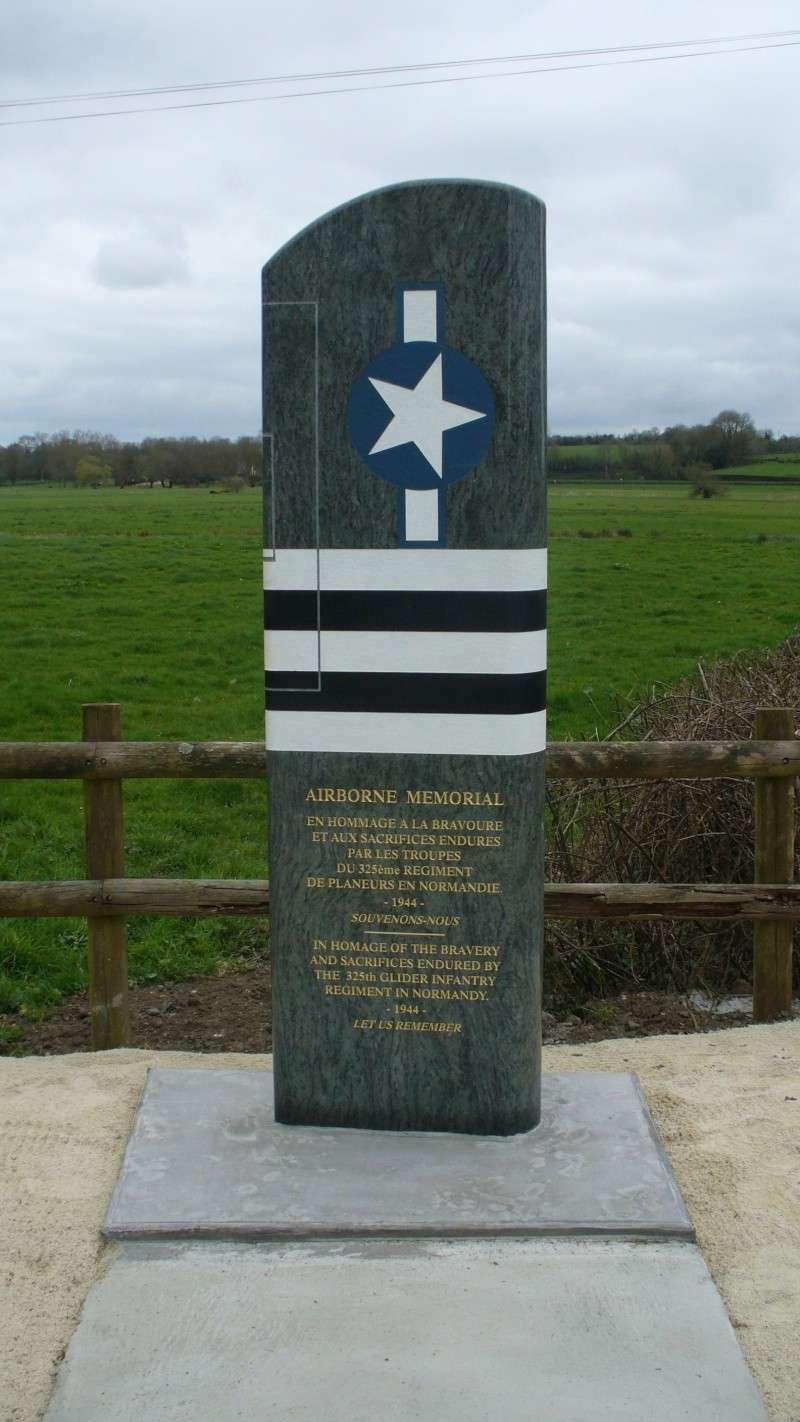 Monument WW2 - Cauquigny  ( Normandie ) P1140112