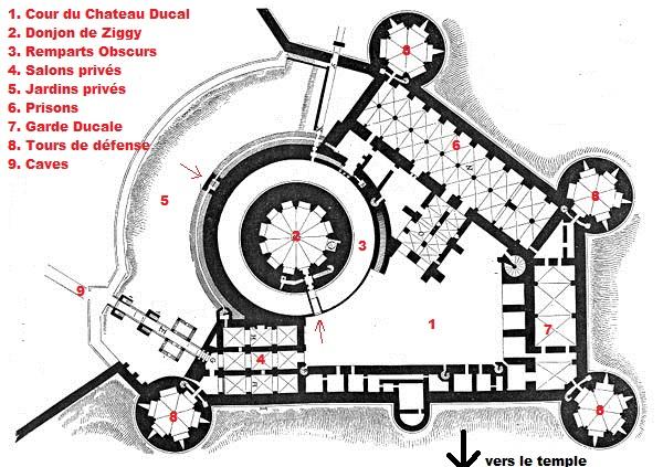 Plans du Temple de la 10ème heure Coucy-10