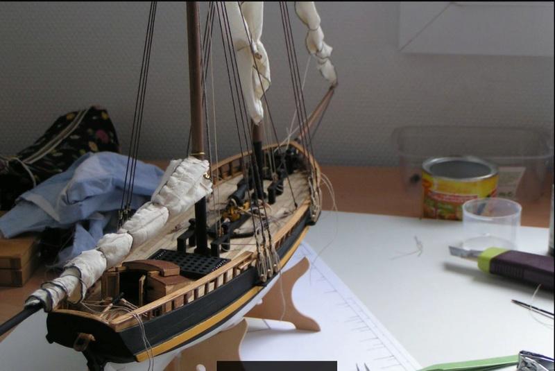 """Le schooner """"VIRGINIA"""" d' AL au 1/41éme Captur12"""