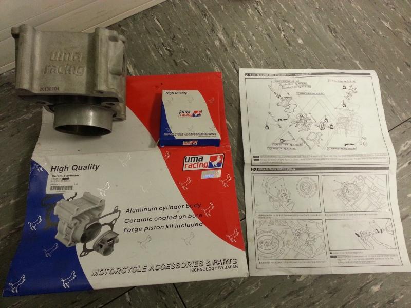 [VENDS] kit UMA Racing 180cm3 Uma11