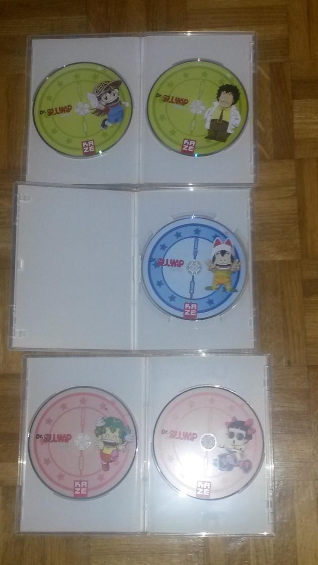 Coffret DVD Docteur Slump 20131014