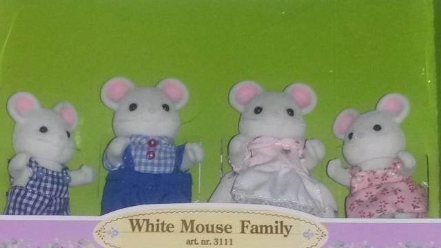 Ma petite collection Sylvanians Fammilies 20140311
