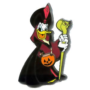 Retrouvez les affaires de Donald spécial d'Halloween Donald11
