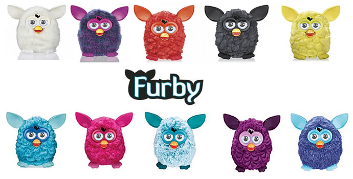 Peluches interactives Furby Furby210