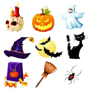 Retrouvez les affaires de Donald spécial d'Halloween Hallow10