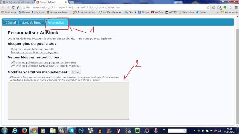 Bogue d'affichage pour les utilisateurs d'Adblock (Chatbox, toolbar ...) Imagev11