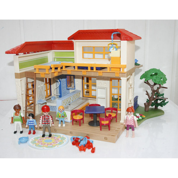 Playmobil Maison10