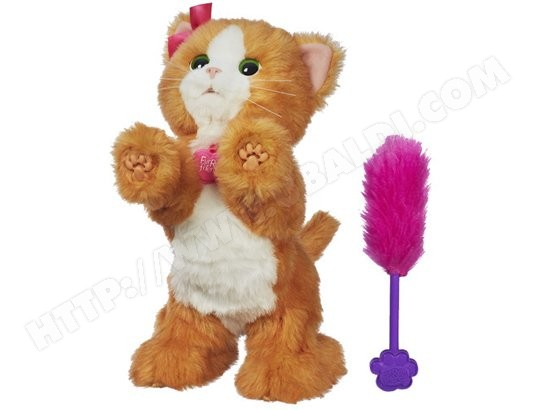 Peluches Fur Real Friends Moncha10