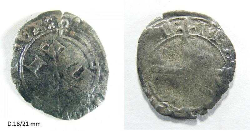 Double de billon de Provence (Patac) ... Image214