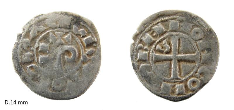 Obole ou 1/2 Raimondin de Toulouse ... N26810