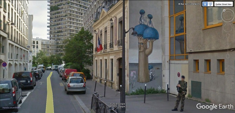STREET VIEW : les fresques murales en France - Page 22 A43