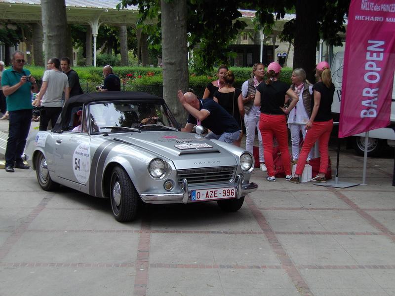 Rallye des Princesses Imgp5038