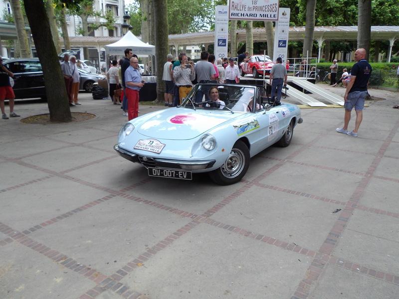Rallye des Princesses Imgp5053