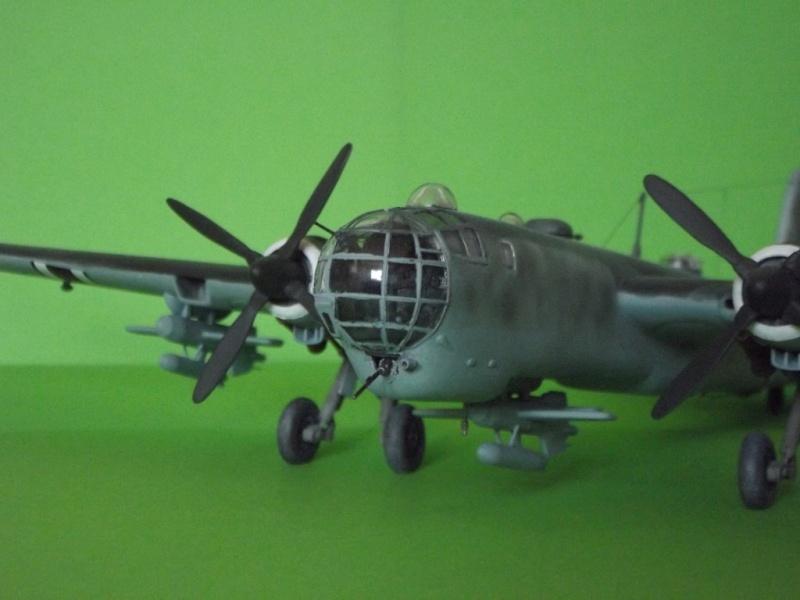 [airfix] heinkel 177   Heinke15