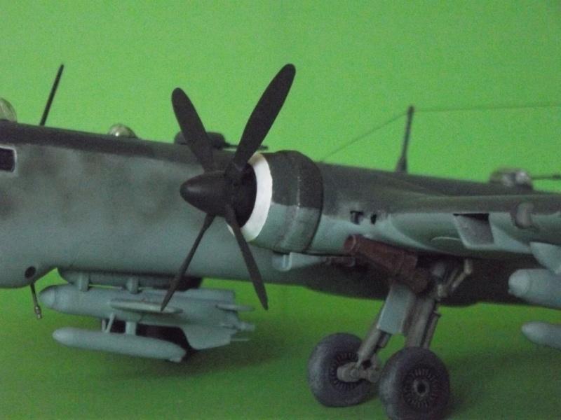 [airfix] heinkel 177   Heinke16