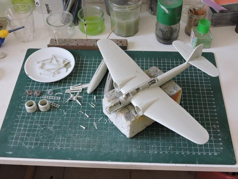 Heinkel 115 FROG  Heinke30