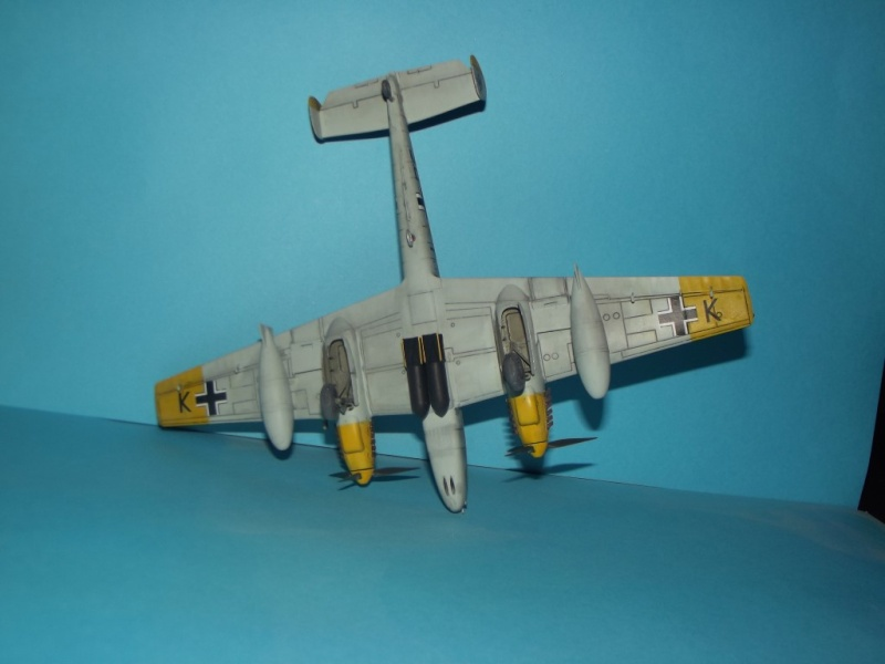 messerschmitt 110 E2 airfix nouveau moule Messer19
