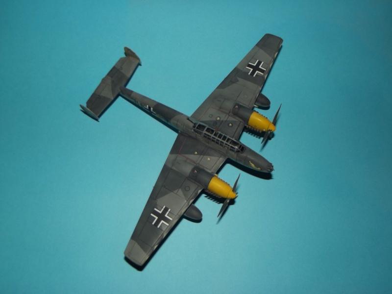 messerschmitt 110 E2 airfix nouveau moule Messer20