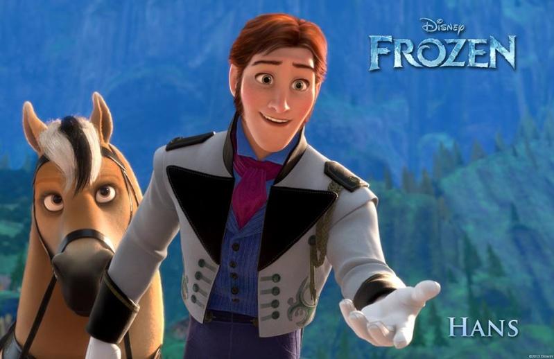 Quels sont vos personnages de films d'animation favoris? Hans11