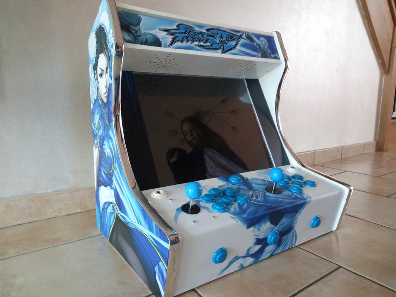 [TERMINÉ] Bartop de Belgarion41 - Street Fighter Img_2036