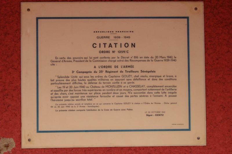 Tata sénégalais de Chasselay (dpt 69) 610