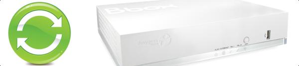 Mise à jour des firmwares pour les Bbox ADSL et Fibre Optique 14975110