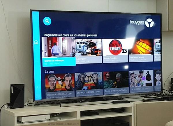 Une appli pour remplacer la Box TV... c'est la drôle d'idée de Bouygues Telecom Beyond10