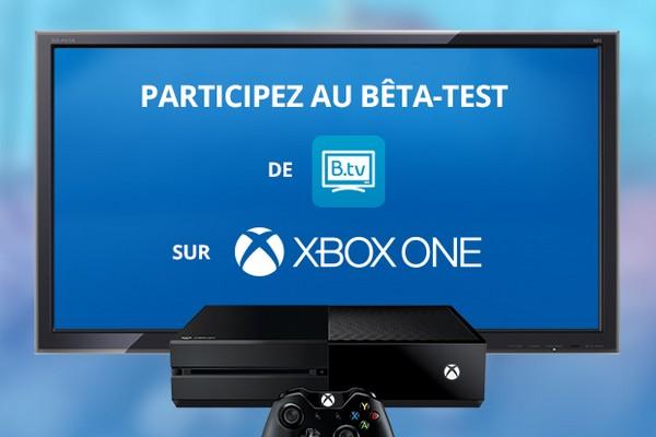 Testez l'appli  B.tv sur la console Xbox One Btv_xb11