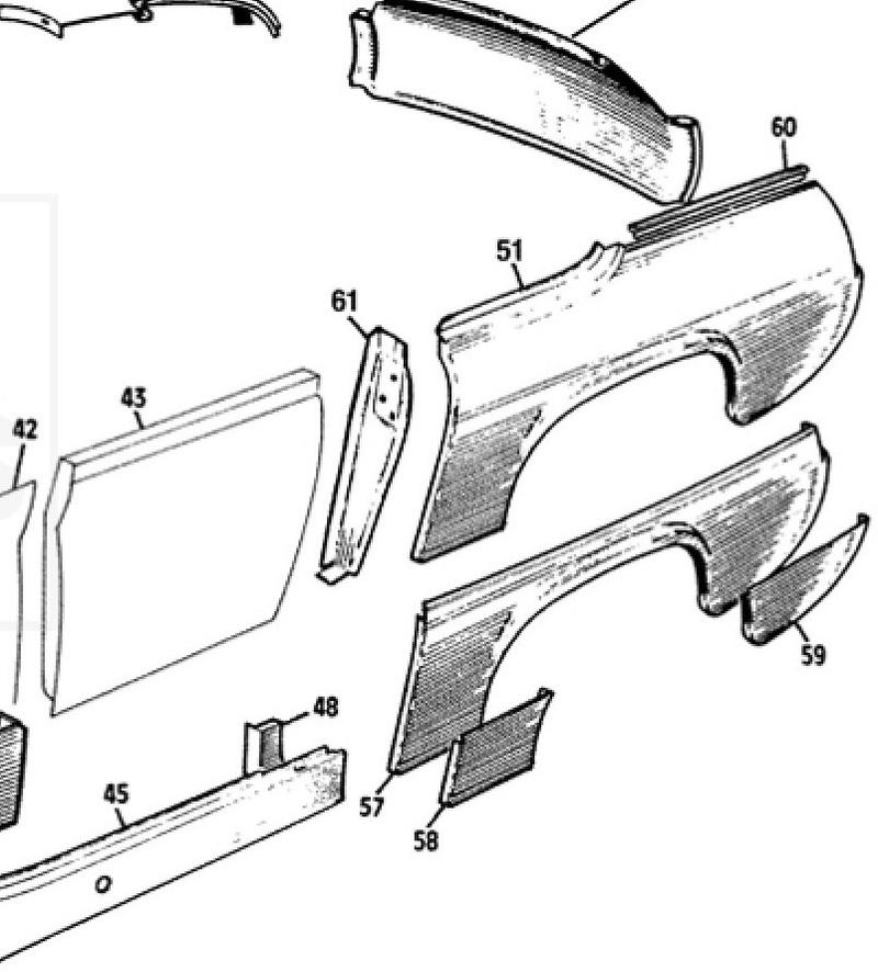 process carrosserie BMW Bodymi10