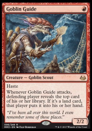 Modern masters 2017 Goblin10