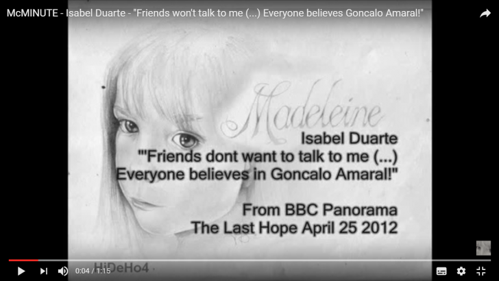"""Hysteria mounts as McCann parents revealed to be """"fighting"""" defeat in Portugal's Supreme Court Screen10"""