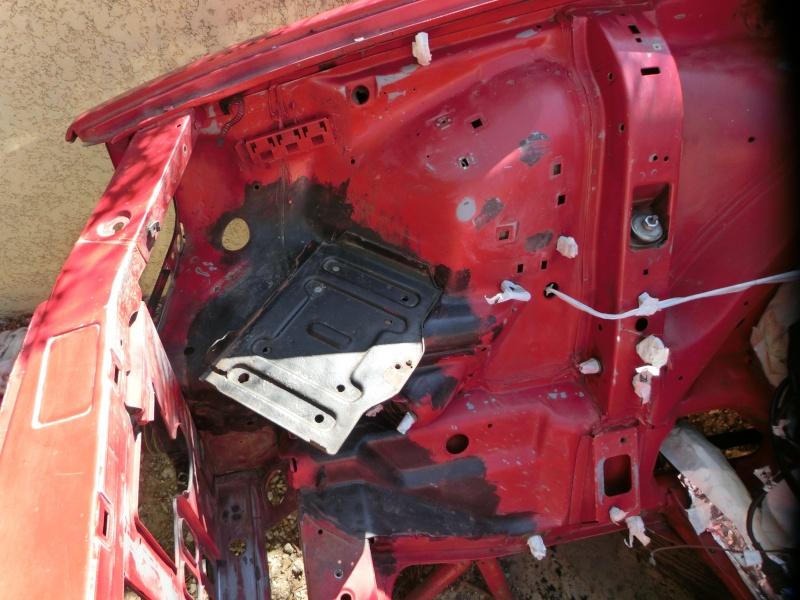 Alfa 75 turbo rouge Cimg0913